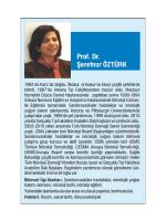 Şerefnur Öztürk - Türk Nöroloji Derneği