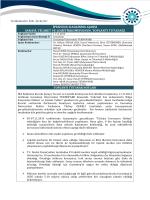 4. Toplantı Tutanağı - İpekyolu Kalkınma Ajansı