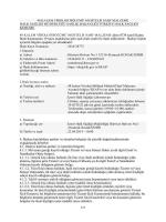 48 Kalem Viroloji Bölümü Muhtelif Sarf Malzeme Alımı
