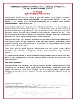 17 kasım dünya prematürite günü - Hacettepe Üniversitesi Tıp
