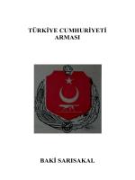 türkiye cumhuriyeti arması baki sarısakal