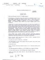 TCDD Limanlar Dairesi Başkanlığı L/2015-1 Sıra