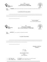 Scanned Document - Antalya Aile ve Sosyal Politikalar İl Müdürlüğü