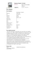 Daewoo Nexia 1.5i GLE 7.500 TL İlan detayları
