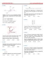 6.sınıf matematik testi-3