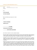 2015/2 Seri Numaralı Tahsilat İç Genelgesi