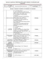 hizmet - Milli Eğitim Bakanlığı