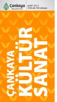 Mart Ayı Kültür Sanat Rehberi