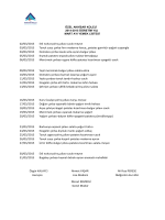 02/03/2015 Etli nohut-pirinç pilavı-cacık