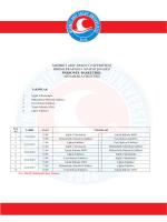 Basketbol - Mehmet Akif Ersoy Üniversitesi