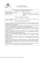 antalya tabiat varlıklarını koruma bölge komisyonu 49.toplantı gündemi