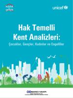 yönetişim analizi - Habitat Kalkınma ve Yönetişim Derneği