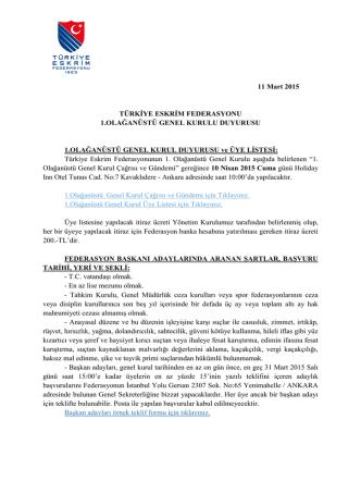 1.olagan üstü genel kurul duyuru 11_03_2015