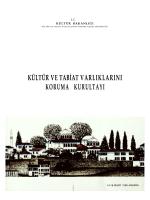 Kültür ve Tabiat Varlıklarını Koruma Kurultayı
