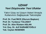 Prof.Dr.Fuat İNCE