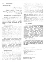 İslamda Ağaç ve Orman Sevgisi 2015-03-27