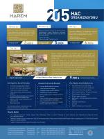 2015 hac organizasyonu