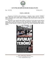 tc afyonkarahisar baro başkanlığı