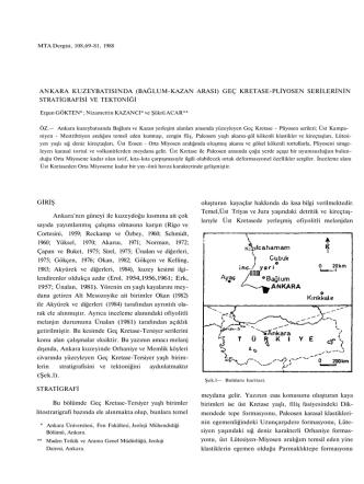 Bu PDF dosyasını indir - TÜBİTAK ULAKBİM DergiPark