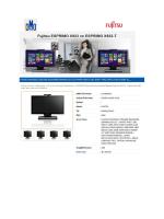 Page 1 @DMU FUÍÍTSU Fujitsu ESPRIMO )(923 Ve ESPRIMO X923