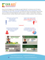 tanıtım broşür - Enerji Kimlik Belgesi