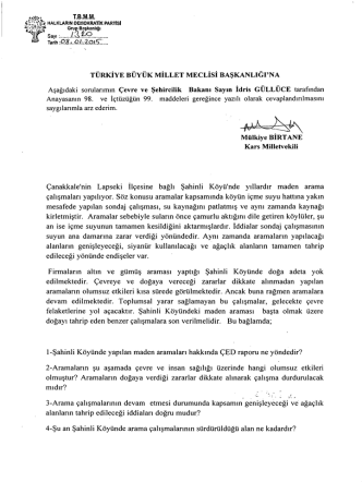 ., T.B.-M.M. - Türkiye Büyük Millet Meclisi