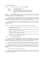 YN ÖKC-Harici Donanım ve Yazılım Haberleşme Protokolü GMP-3