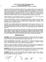 Olasılıkta Bağımsız Olay Projesi - Çanakkale İl Milli Eğitim Müdürlüğü