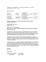 Biga Anadolu Lisesi-1.Oturum.XLS - Biga İlçe Milli Eğitim Müdürlüğü