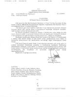 TC GÜMRÜK VE TİCARET BAKANLIĞI Gümrükler Genel Müdürlüğü