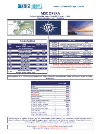 Artemis Katalog 2015 SON HALI