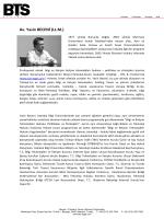 2015 YILI HİZMETİÇİ EĞİTİMİ 2.GRUP S. No ADI SOYADI İLİ