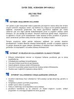 27/03/2015 Tarihli Kare/Lama/Silme Stok Listesi (OSMANİYE)