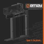 emay katalog - EMAY Automatic Doors