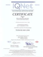 TSE Uluslararası Belgelendirme Ağı