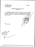 T.c. İSTANBUL ANADOLU 18. İCRA DAİRESİ 2013/10321 ESAS