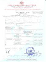 Doriva PVC CE Raporu