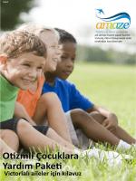 Otizmli Çocuklara Yardım Paketi