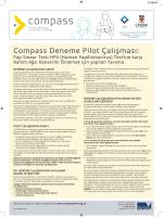 Compass Deneme Pilot Çalışması: