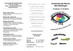 IKW Bad Säckingen 2014 - Interkulturelle Woche