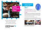 LifeStraW® - Hayat Kurtaran Pipet