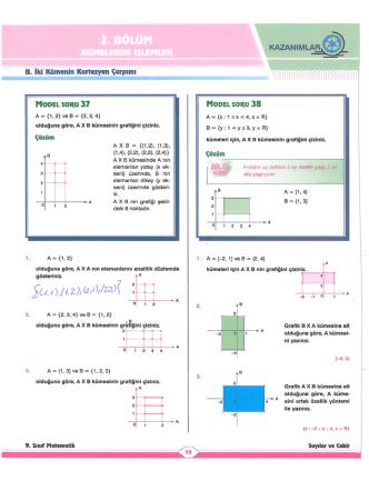 (se\347kin egt teknikleri mat 9)