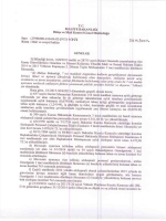 T.C.Maliye Bakanlığı Genelgesi (2015 Yılı Mali ve Sosyal Haklar)