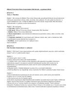 Bilkent Üniversitesi İnsan Araştırmaları Etik Kurulu – uygulanan