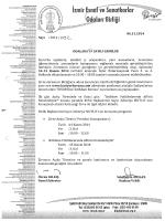 2014/58 - 3. İstihdam Zirvesi