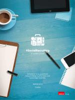 Şirketlerin ve iş arayanların sosyal medyayı iş pazarında