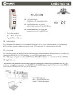 MUS0100 - Makel