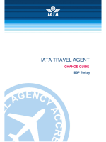 IATA TRAVEL AGENT