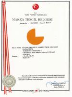 marka tescil belgesı