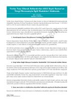 2014/06 Torba Yasa Olarak Adlandırılan 6552